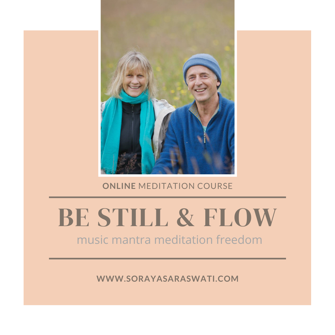 BE STILL AND FLOW
