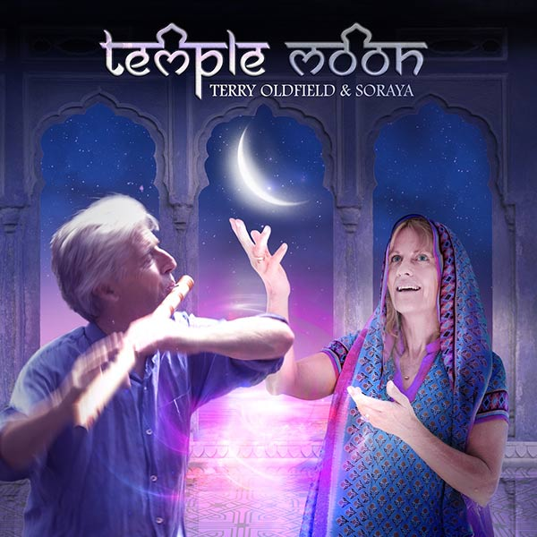 Temple Moon - Terry Oldfield and Soraya